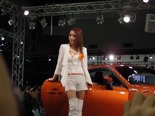 福岡モーターショー2012